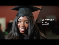 Why study at ACU